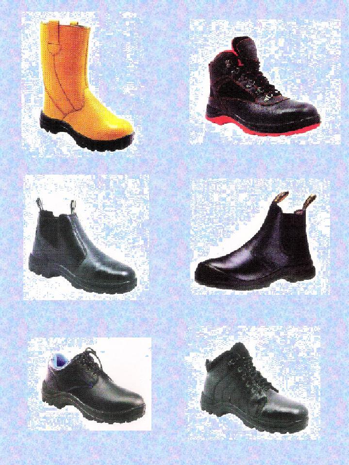 Safety Equipment -Safety boot- sepatu kerja