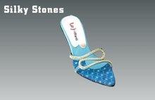 Silky Stones women's Sandals