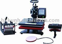 four comb one heat transfer machine