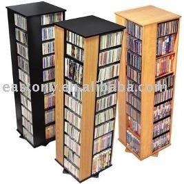 Cd tower cd storage towers cd rack cd vcd dvd storage cd - Estanterias para cd y dvd ...