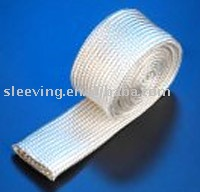 High-Temperature Braided Fiberglass Sleeve