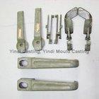 die cast aluminum / zinc parts die casting