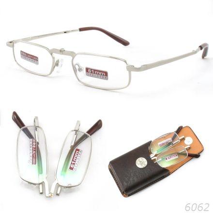 folding eyeglass frame eyeglasses