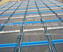 solar collector tube--pressurized