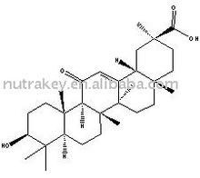 High quality natural pure Glycyrrhetinic acid CAS No :471-53-4