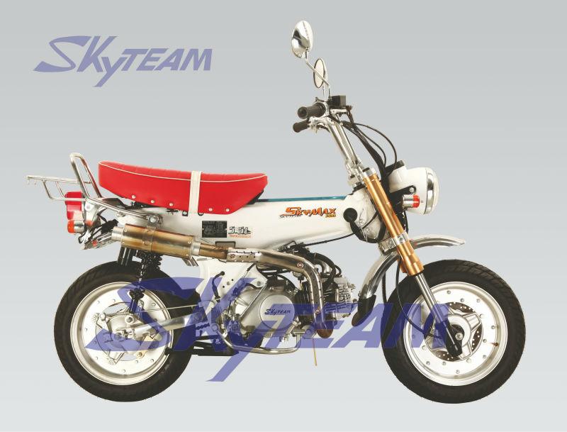 skyteam 125cc 4 stroke dax pro