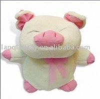 LQ-ITM088 stuffed plush toy pig