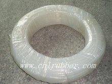 Flexible rubber pipe