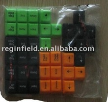 key board eraser