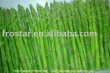 quick frozen green asparagus