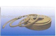 braided kevlar fiber packing sealing materials