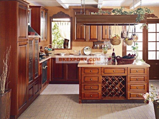 Cherry Wood Kitchen Cabinets Photo Detailed About Cherry Wood Kitchen