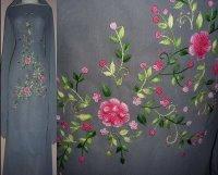 KAIN SULAM BUKIT TINGGI Embroidered Fabric