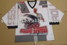 Rolling express hockey shirts