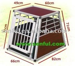 Dog Aluminum Case Cage Dog Crate
