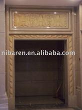 sandstone door frame