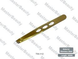 Gold plated Tweezer