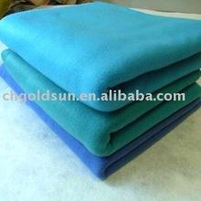 Airline disposable fleece blanket