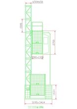 SC100 construction elevator