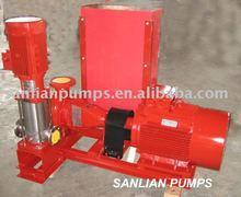 XA Firefighting water pumps