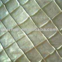 diamond nylon/poly corduroy