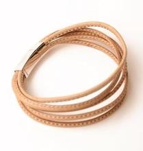 Leather Wristband MLB227
