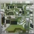Circuit intégré d'hybride de couche épaisse de haute précision