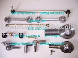 Steering joint linkage