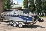 multipurpose motor boat