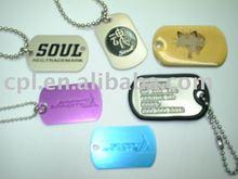 DOG TAG, Metal Tag, Aluminium Tag, Pendant, Charm, Military Tag, Hanging Tag, Promotion Tag, Name Badge, Luggage Tag, Iron Tag
