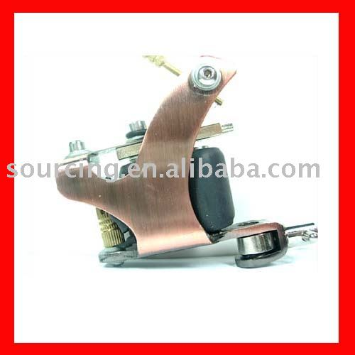 10 Wrap Coils tattoo machine