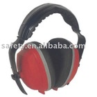 Red Safety Earmuff EM110