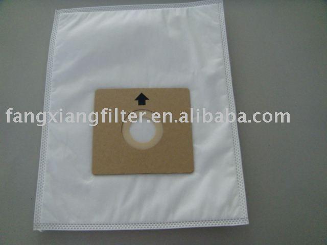 nonwoven dust bag for vacuum cleaner, nonwoven bag