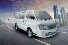 9-15 seats minivan/minibus