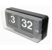 Twemco Vintage Flip Clock (Black)