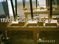 機械類を処理する石膏ボード