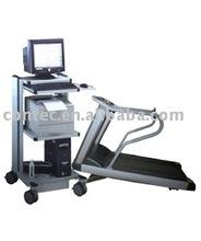 Wireless Stress ECG Machine System