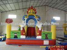 mini combo/small world inflatables
