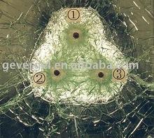 Bulletproof Glass (bullet Resistant Glass)
