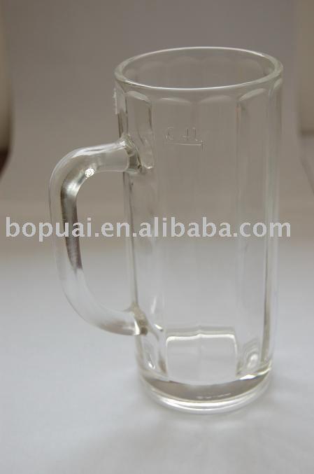 Decalque de vidro de cerveja/caneca copo de cerveja/logoed recipiente da cerveja