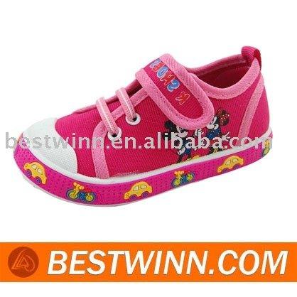 Children's Canvas Shoes-I0240B