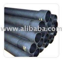 Organic (Black) Hoses and Suction/Vacuum Hoses (Shore 500 series)