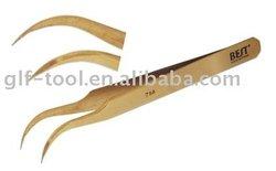 tweezer/golden steel tweezers/high-powered tweezer/highly tweezers/flexibility tweezers/hard tweezers/elite tweezers
