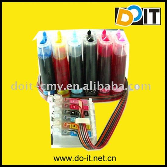 Circuit d'alimentation en bloc continu d'encre de CISS pour Epson PX700 PX800 T0801-T0806