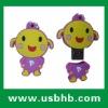 PVC kid USB flash drive CE,FCC,Rohs logo free