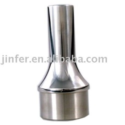 "SS/Stainless Steel Post Reducer ""tapered"""
