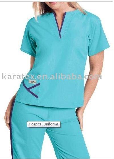 Uniformes de la enfermera
