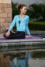 Latest fashionable ladies yoga dress&clothing&suit&wear