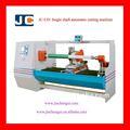 Jc-c01 doble de los lados cinta de registro de rollos de corte automático de la máquina