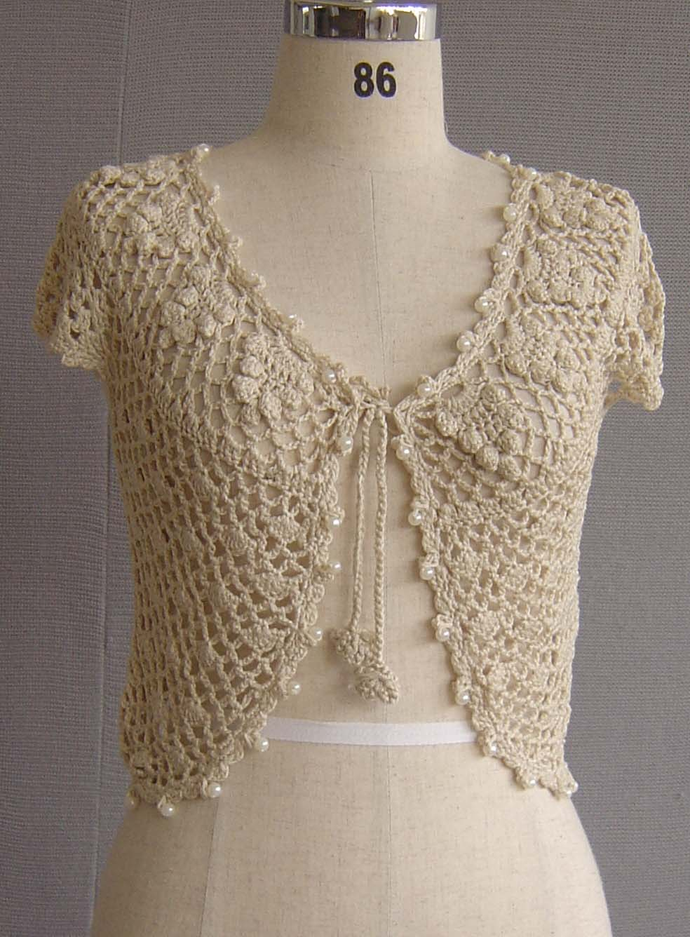 HAND CROCHET SWEATER Crochet For Beginners